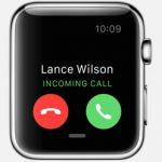 appel Apple watch