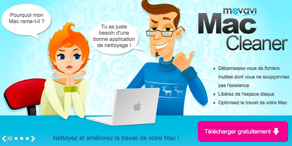 Movavi MacCleaner