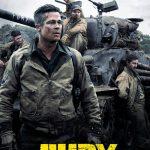"""Affiche du film """"Fury"""""""