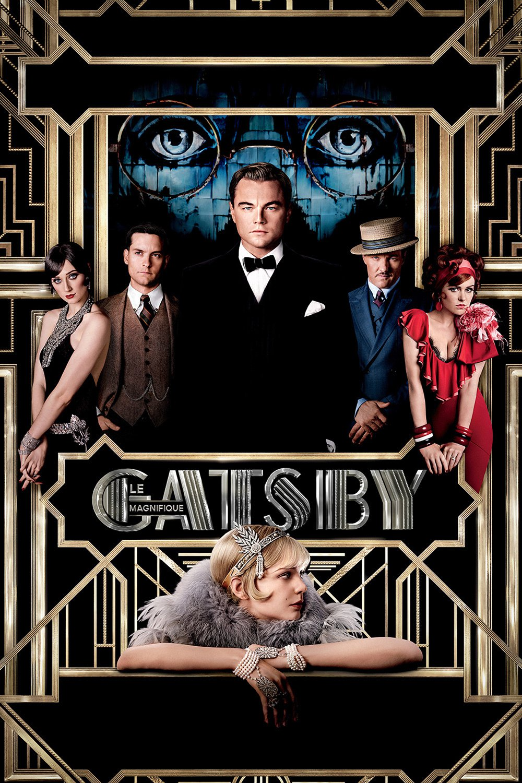 """Affiche du film """"Gatsby le magnifique"""""""