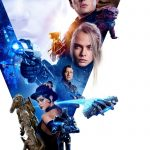 """Affiche du film """"Valerian and the City of a Thousand Planets"""""""
