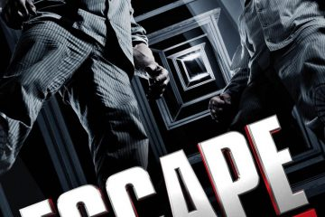 "Affiche du film ""Escape Plan"""
