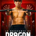 """Affiche du film """"La Naissance du dragon"""""""