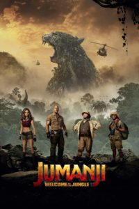 "Affiche du film ""Jumanji: Welcome to the Jungle"""