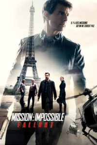 "Affiche du film ""Mission : Impossible - Fallout"""