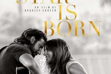 "Affiche du film ""A Star Is Born"""