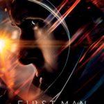 """Affiche du film """"First Man - Le premier homme sur la Lune"""""""