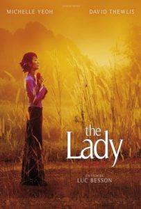 "Affiche du film ""The Lady"""