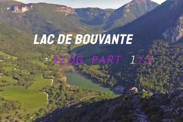 Lac de Bouvante vercors