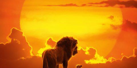 """Affiche du film """"Le Roi Lion"""""""
