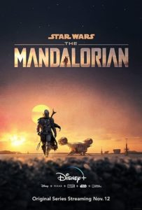 "Affiche du film ""Werner Herzog's The Mandalorian: A Star Wars Documentary (Nerdist Remix)"""