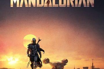 """Affiche du film """"Werner Herzog's The Mandalorian: A Star Wars Documentary (Nerdist Remix)"""""""