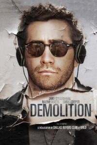 "Affiche du film ""Demolition"""