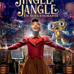 """Affiche du film """"Jingle Jangle: Un Noël enchanté"""""""