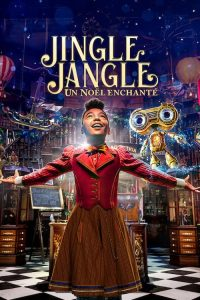 "Affiche du film ""Jingle Jangle: Un Noël enchanté"""