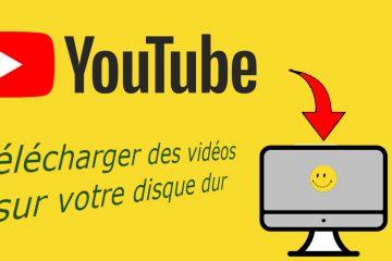 Télécharger des vidéos YouTube